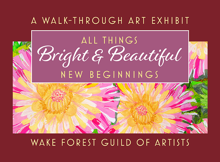 All Things Bright & Beautiful New Beginnings