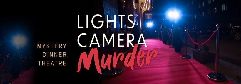 Lights, Camera, Murder