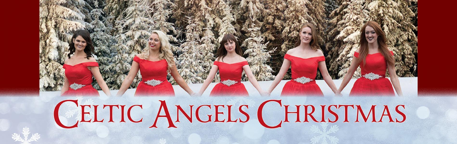 Celtic Angels Christmas