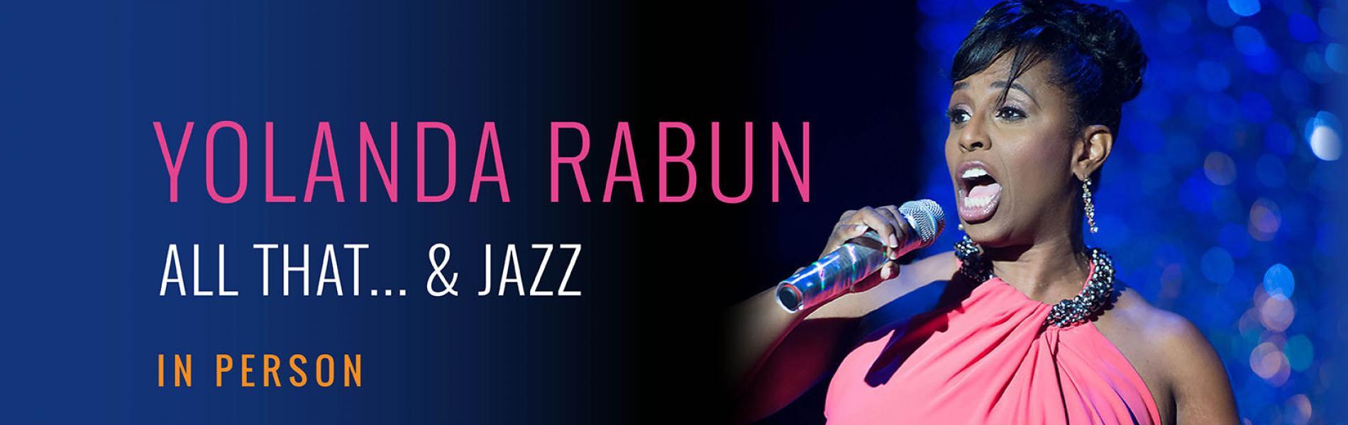 Yolanda Rabun in Concert