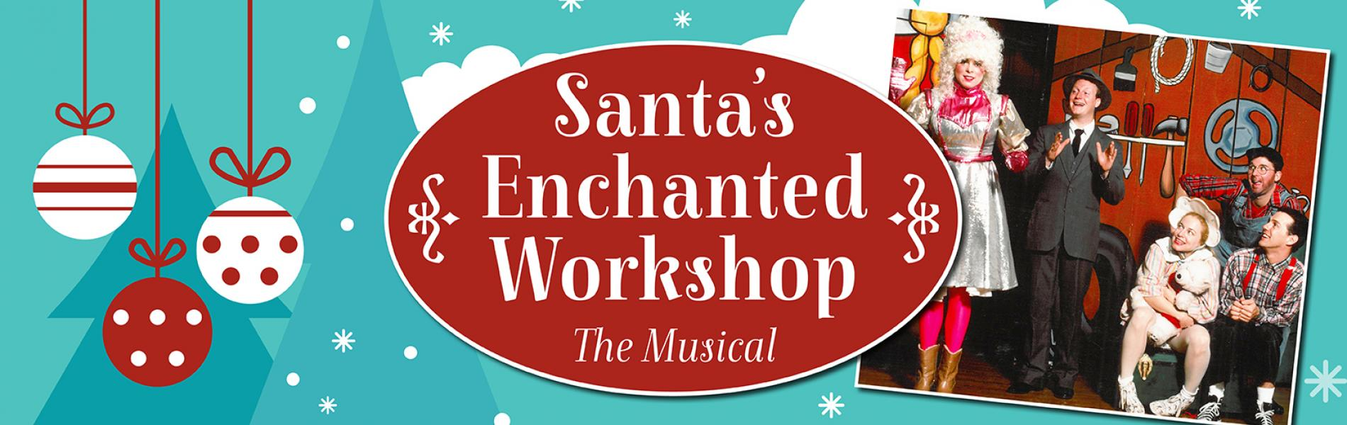 Santa's Enchanted Workshop