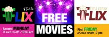 Free movie showings