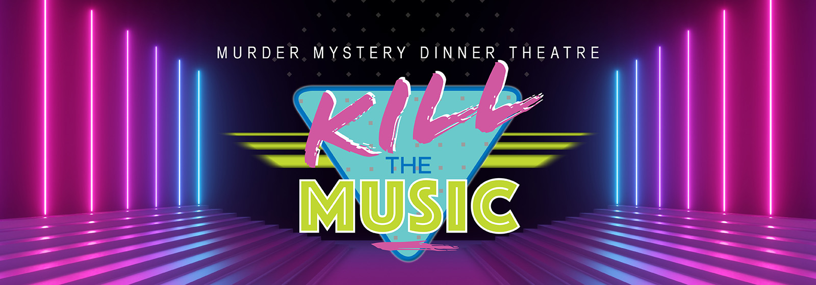 Kill the Music Murder Mystery Dinner Theatre