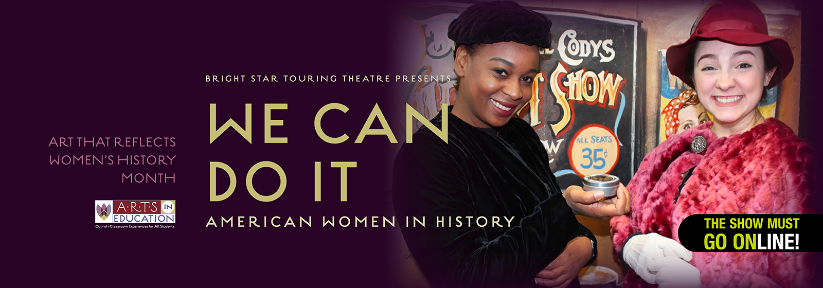 We Can Do It: American Women in History