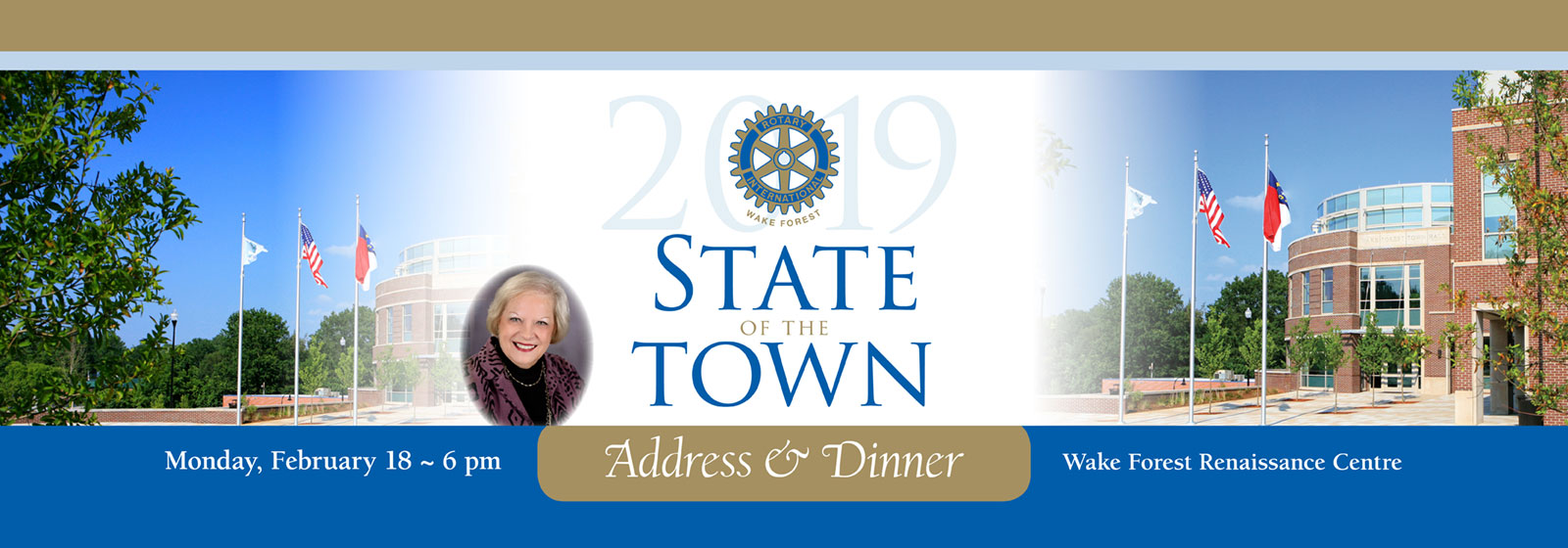 2019 State of the Town Address & Dinner