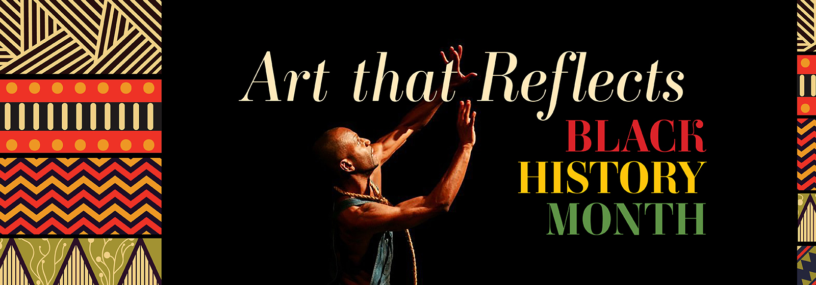 Art That Reflects: Black History Month